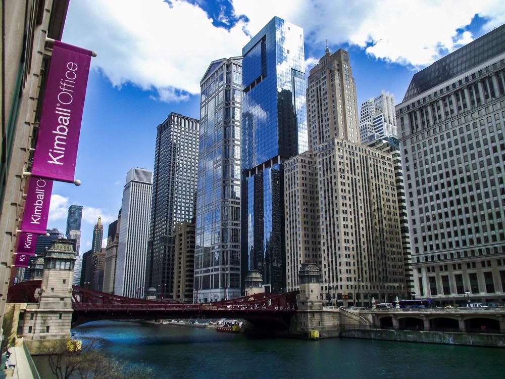 Luxury Chicago Apartments: 111 W. Wacker